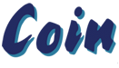 Coin Garage Doors Sticky Logo